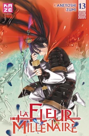 Vol 13 Fleur millénaire (la) - Manga - Manga news