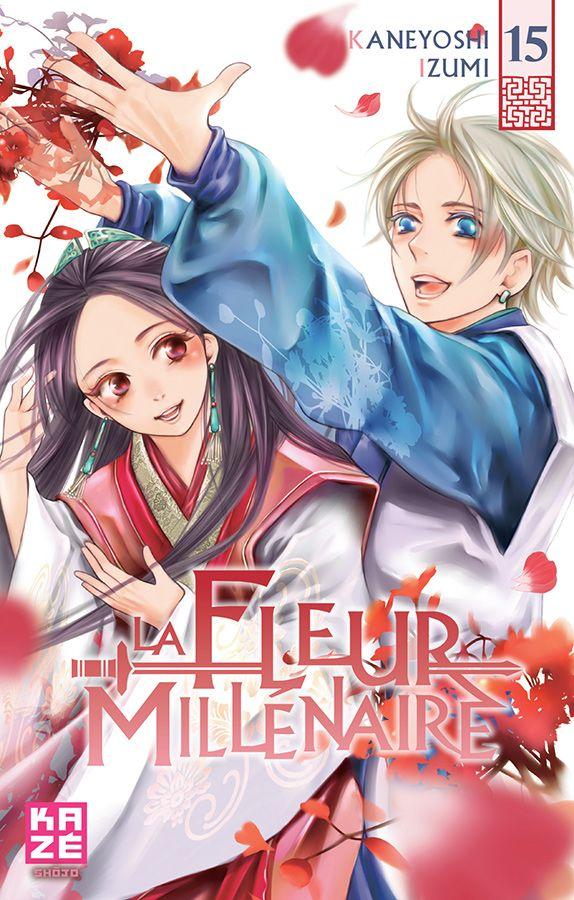 Fleur millénaire (la) Vol.15