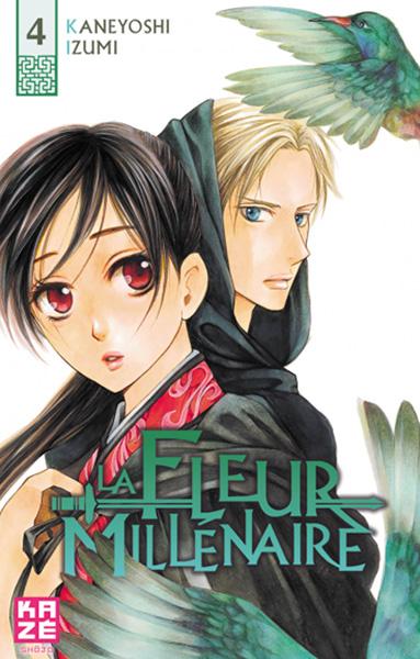 Fleur millénaire (la) Vol.4