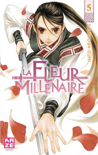 Fleur millénaire (la) Vol.5