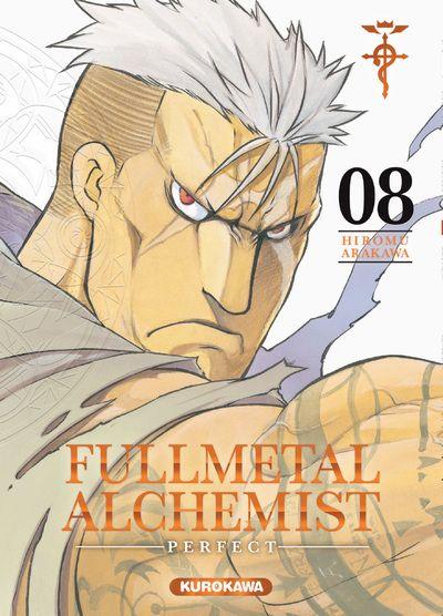 Manga - Manhwa - FullMetal Alchemist - Edition Perfect Vol.8