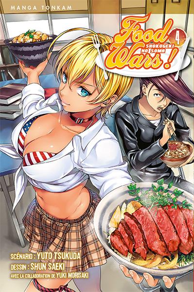 Vol  Food Wars