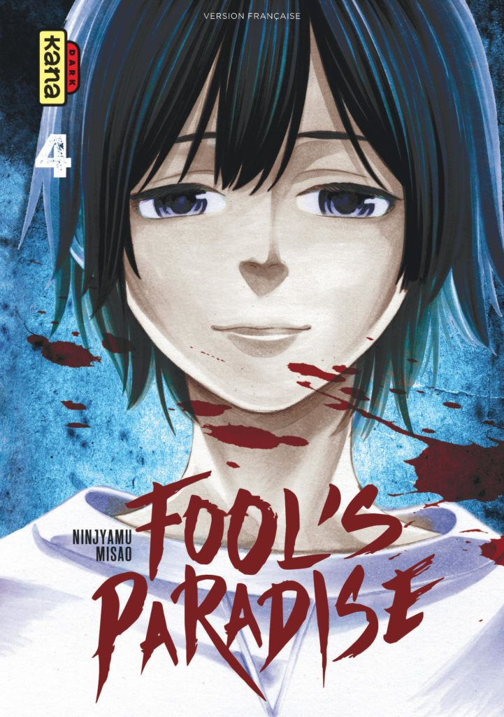 Manga - Manhwa - Fool's Paradise Vol.4