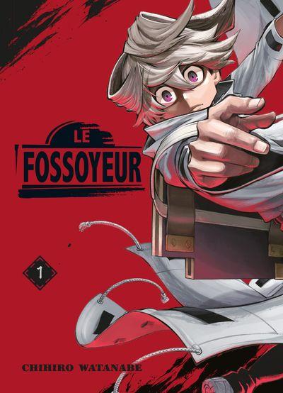 Sortie Manga au Québec JUIN 2021 Fossoyeur-1-komikku