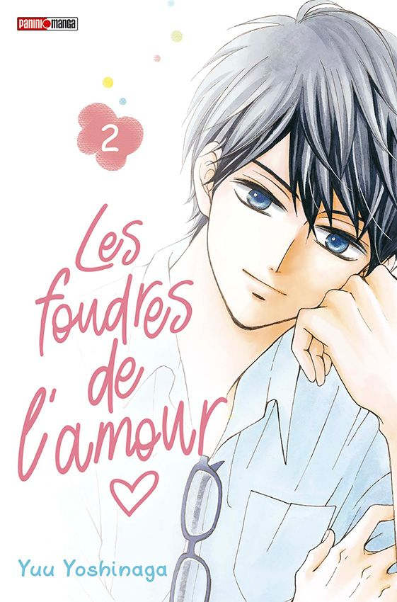 Manga - Manhwa - Foudres de l'amour (les) Vol.2