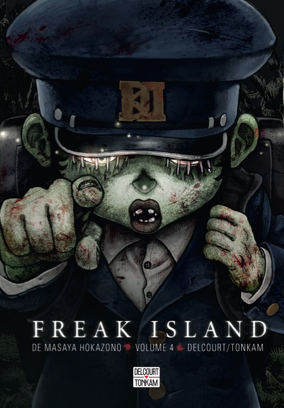 Manga - Manhwa - Freak Island Vol.4