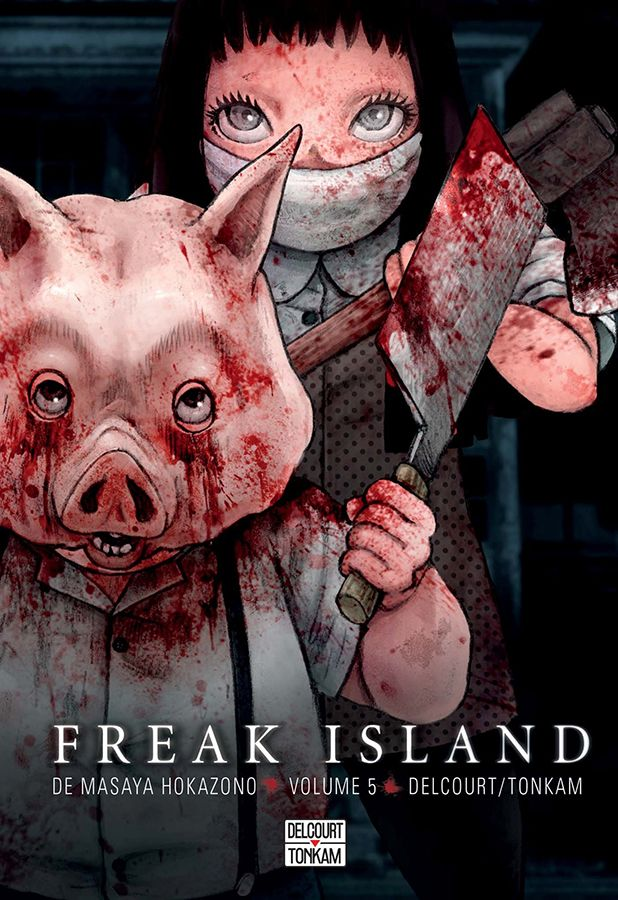 Manga - Manhwa - Freak Island Vol.5