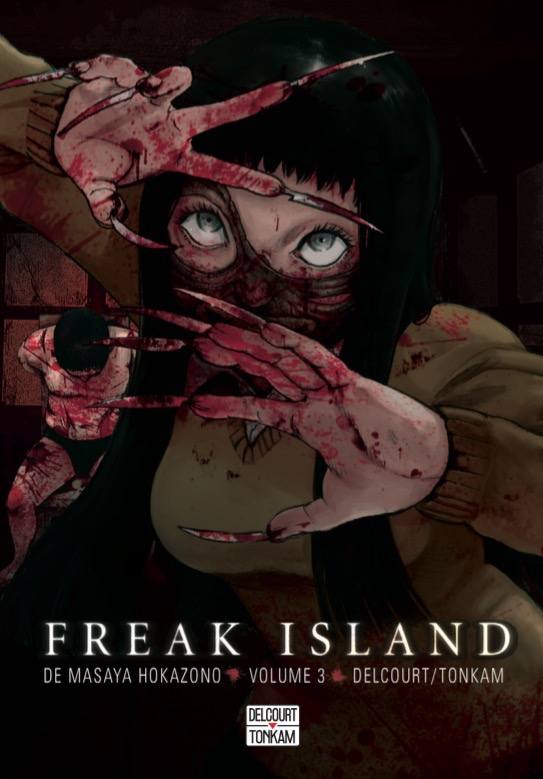 Manga - Manhwa - Freak Island Vol.3
