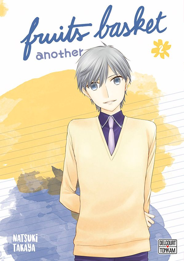 Manga - Manhwa - Fruits Basket - Another Vol.2