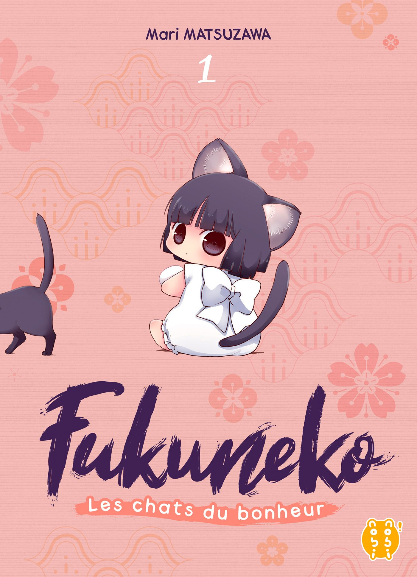 Sortie Manga au Québec JUILLET 2021 Fukuneko-1-nobi