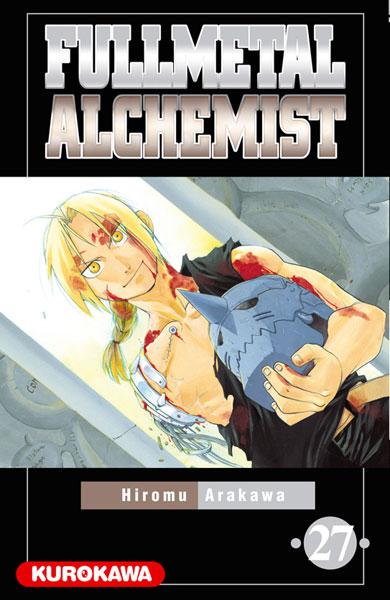 - Discussion sur les sorties de FMA en manga !! - - Page 2 Fullmetal-alchemist-27-kurokawa