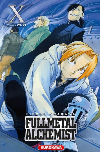 vol 10 fullmetal alchemist - edition reli u00e9e - manga