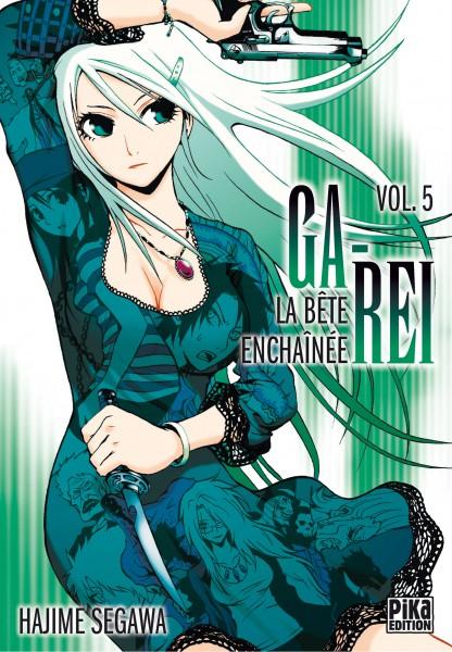 Ga-Rei - La bête enchainée 6 Tomes [Manga] [MULTI]