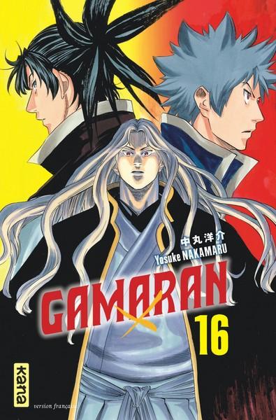 Gamaran Vol.16
