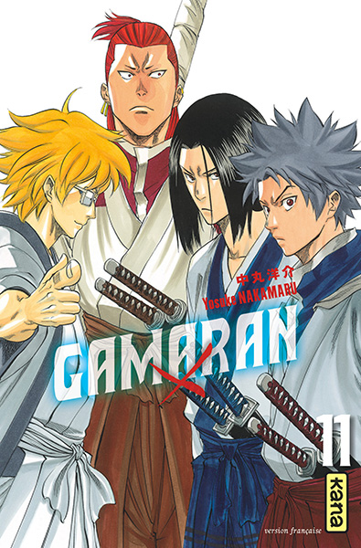 Gamaran Vol.11