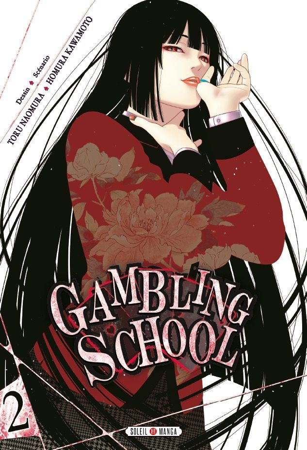 Gambling School Manga