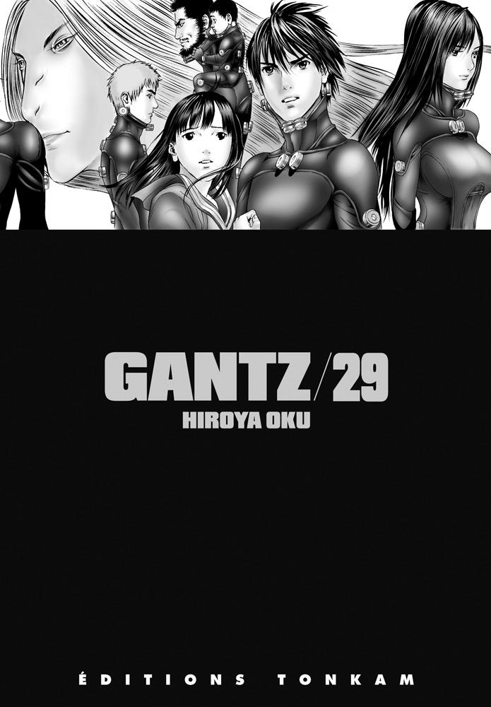 Gantz Vol.29