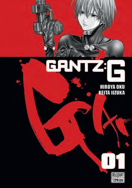 """Résultat de recherche d'images pour """"gantz g manga"""""""