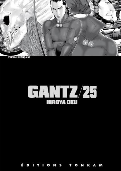 Gantz Vol.25