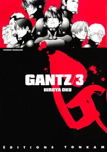 Gantz Vol.3