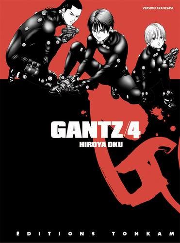 Gantz Vol.4