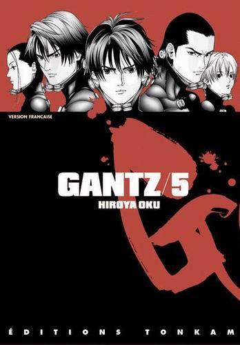 Gantz Vol.5
