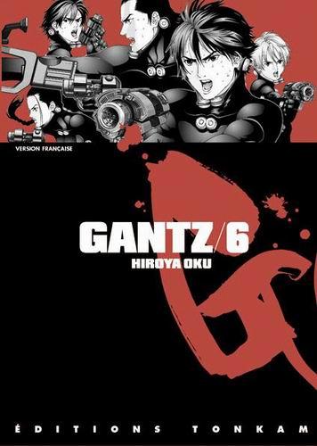 Gantz Vol.6