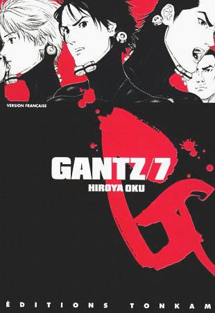 Gantz Vol.7