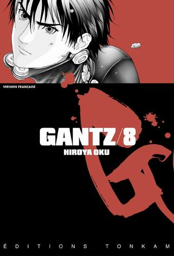 Gantz Vol.8