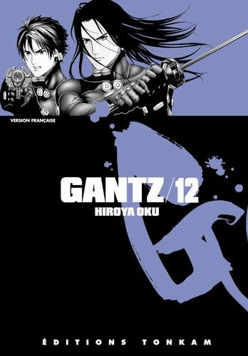 Gantz Vol.12