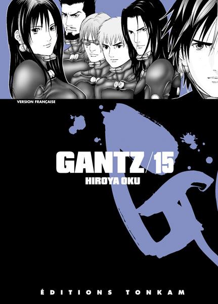 Gantz Vol.15