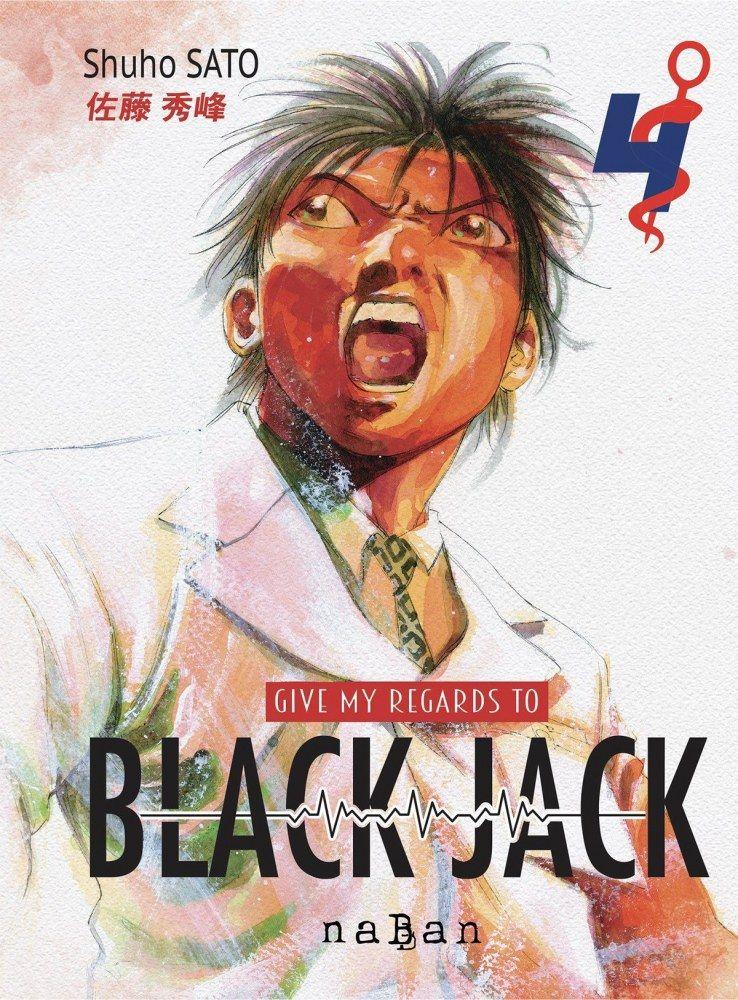 Manga - Manhwa - Give My Regards to Black Jack Vol.4