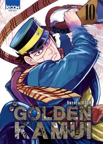 Golden Kamui Vol.10