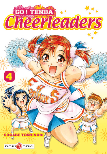 Go Tenba Cheerleaders