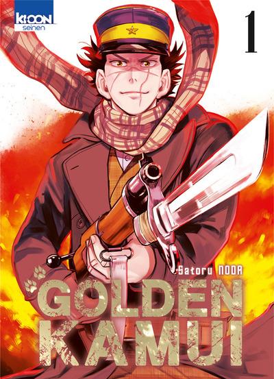 Golden Kamui Vol.1