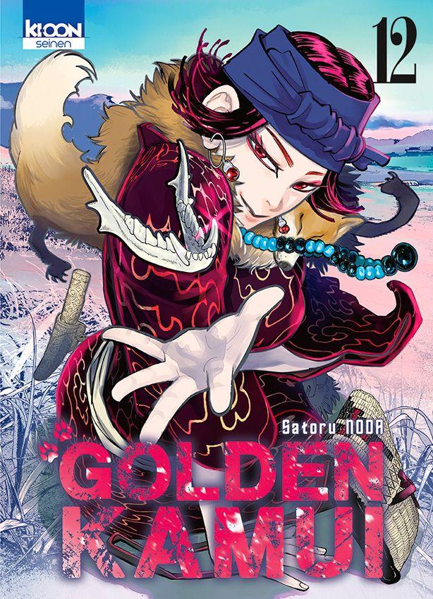 Golden Kamui Vol.12