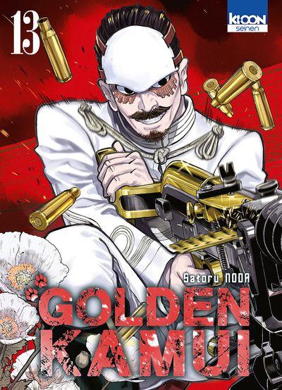 Golden Kamui Vol.13