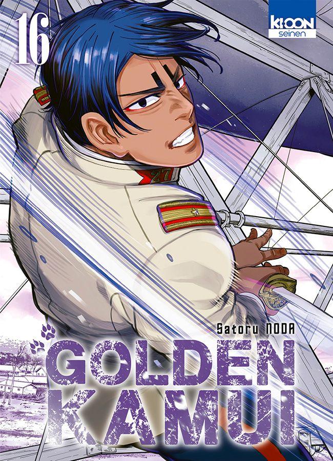 Golden Kamui Vol.16