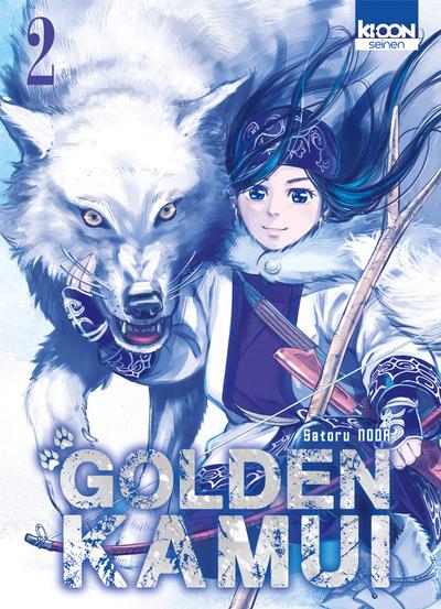 Manga - Manhwa - Golden Kamui Vol.2