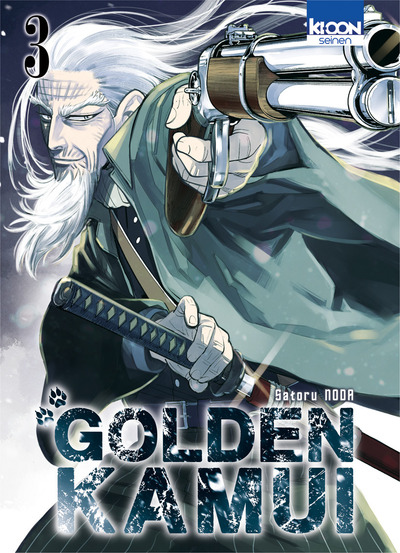 Golden Kamui Vol.3