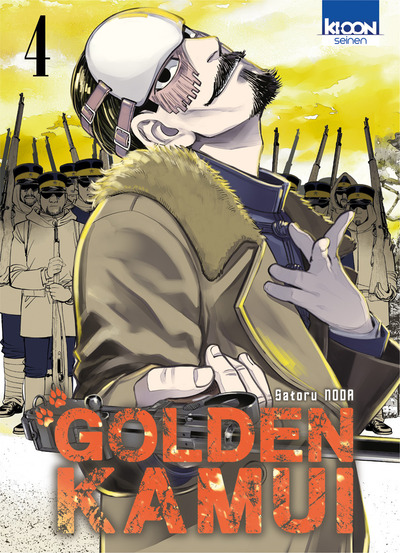 Golden Kamui Vol.4