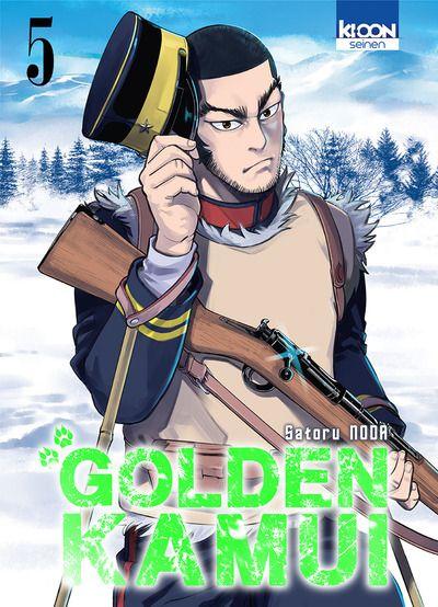 Golden Kamui Vol.5