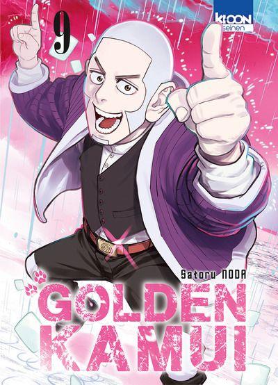 Golden Kamui Vol.9