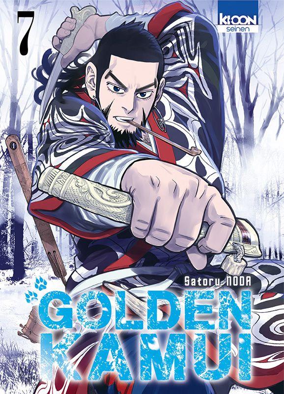 Golden Kamui Vol.7