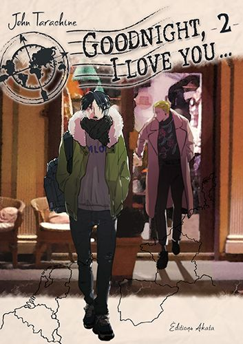 Manga - Manhwa - Goodnight i love you... Vol.2