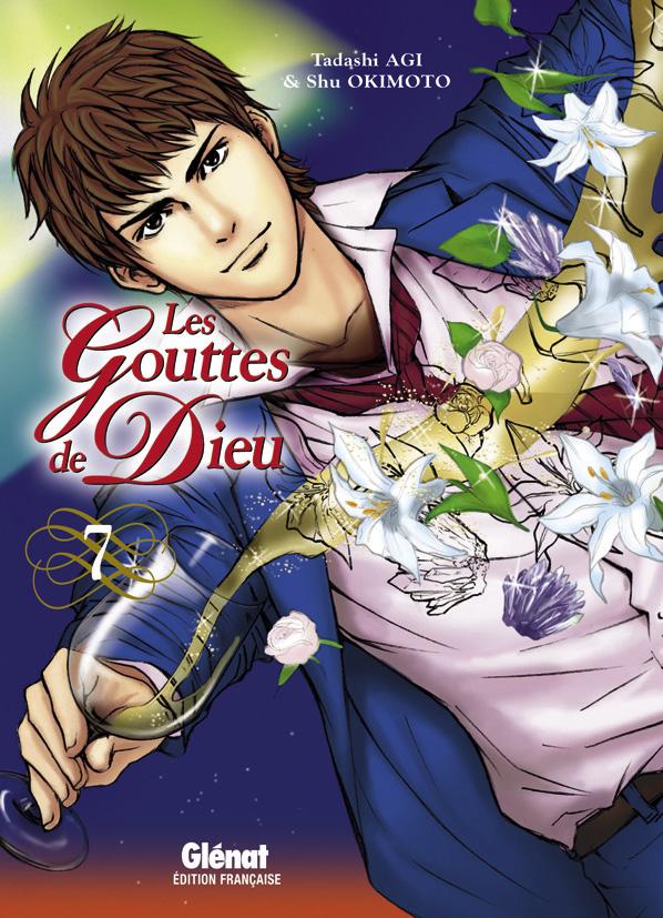 Vol 7 Gouttes De Dieu Les Manga Manga News border=