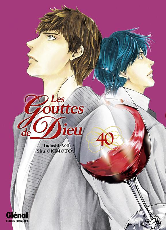 Vol 40 Gouttes De Dieu Les Manga Manga News border=