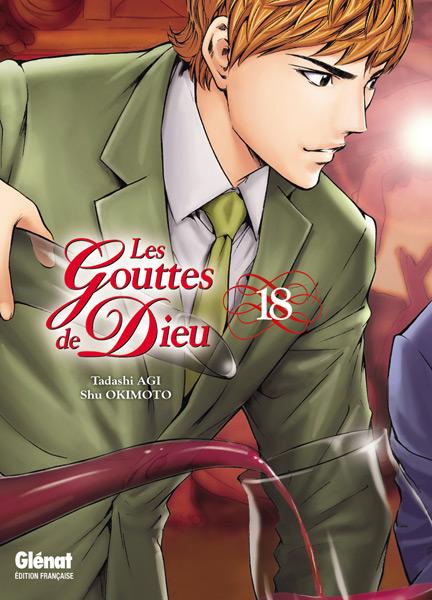 Vol 18 Gouttes De Dieu Les Manga Manga News border=