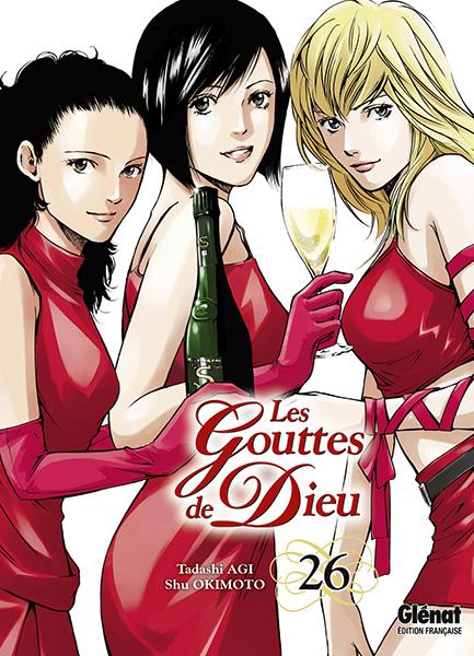 Vol 26 Gouttes De Dieu Les Manga Manga News border=