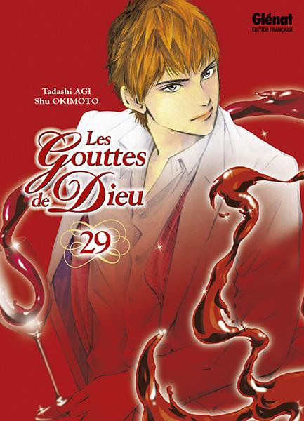 Vol 29 Gouttes De Dieu Les Manga Manga News border=
